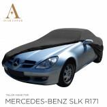 Mercedes-Benz SLK R171 Autoabdeckung - Maßgeschneidert - Schwarz