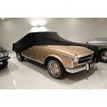 Mercedes-Benz W113 Pagode Indoor Autoabdeckung - Maßgeschneidert - Schwarz