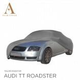 Audi TT 8N Roadster Indoor Autoabdeckung - Maßgeschneidert - Silber