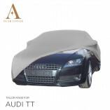 Audi TT 8J Roadster Indoor Autoabdeckung - Maßgeschneidert - Silber