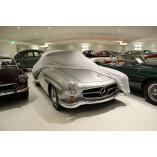 Mercedes-Benz 190SL Autoabdeckung - Maßgeschneidert - Silbergrau