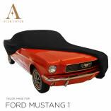 Ford Mustang Cabrio Indoor Autoabdeckung - Schwarz