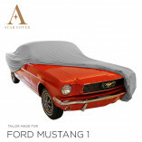 Ford Mustang Cabrio Indoor Autoabdeckung - Grau