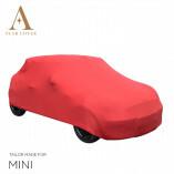 MINI Cabrio R52 R57 F57 Indoor Autoabdeckung - Maßgeschneidert - Rot