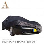 Porsche Boxster 981 Wasserdichte Vollgarage - Star Cover