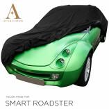 Smart Roadster Outdoor Abdeckung - Schwarz