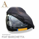Fiat Barchetta Wasserdichte Vollgarage - Schwarz