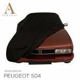 Peugeot 504 Cabrio Wasserdichte Vollgarage