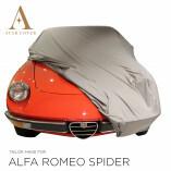 Alfa Romeo Spider Stuttgart Wasserdichte Vollgarage