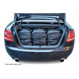 Audi A4 Cabriolet (B6 & B7) 2001-2008 Car-Bags Reisetaschen