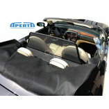 Installation manual Aston Martin DB7 Volante wind deflector