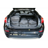 BMW X6 (E71) 2008-2014 Car-Bags Reisetaschen