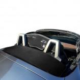 BMW Z4 E85 Windschott mit Haltersystem - Schwarz 2003-2011