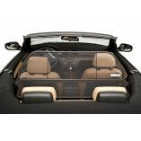 BMW 1 Reihe E88 Aluminium Windschott - Schwarz 2008-2013