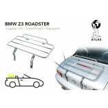 BMW Z3 Roadster Gepäckträger - BLACK EDITION Facelift 1999-2003