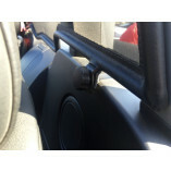 Installation manual BMW Z4 E85 wind deflector - bracket system