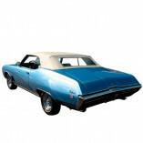 Buick Grand Sport 1962-1965 - PVC Verdeck Haartz Single Texture Forté