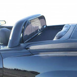 Chevrolet Camaro 5 Mit Überrollbügel Aluminium Windschott  - Schwarz 2011-2015
