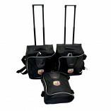 Abarth 124 Spider 2016-present Reisetaschen Kofferset mit Aufdrück