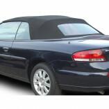 Chrysler Sebring Stoff Verdeck mit Glas Heckscheibe 2001-2006
