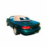 Chrysler Stratus Stoff Verdeck mit Glas Heckscheibe 1996-2001