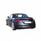 Audi TT 8J Roadster 2006-2014 - Stoff Verdeck Mohair®