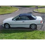 BMW 3 Reihe E36 Stoff Verdeck mit Seitentaschen 1994-1996