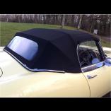 Jaguar E-Type S1 PVC Verdeck 1961-1968