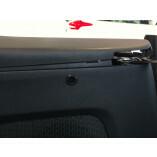 Windschott Aufnahmebusche Plastik M12