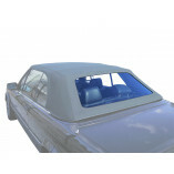 BMW 3 Reihe E30 Cabrio ORIGINAL PVC Heckscheibe