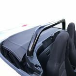 Toyota MR2 Roadster Überrollbügel TTE Style PIANO BLACK 1999-2007