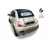 Fiat 500C Gepäckträger 2007-heute