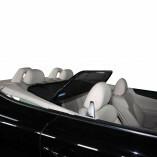 Lexus IS 250C 350C Aluminium Windschott - Schwarz 2006-2013