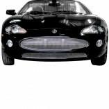 Jaguar XK8 XKR X100 Edelstahl Kühlergrill 1996-2003