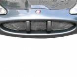 Jaguar XK8 XKR X100 3-Teilig Design Edelstahl Kühlergrill 1996-2003