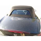 Honda S2000 PVC Verdeck - Glas Heckscheibe 1999-2001