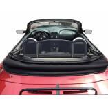 MGF & MG TF Windschott für Limited Roadsterbügel - Schwarz 1996-2012