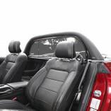 Ford Mustang 6 Mit Überbügel Aluminium Windschott - Schwarz 2014-heute
