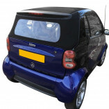 Heckscheibenteil Smart ForTwo Cabrio A450 2000-2004
