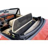 Fiat 124 Spider Windschott Doppelrahmen - Beige 1966-1985