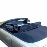 Ford Thunderbird Aluminium Windschott - Schwarz 2000-2005