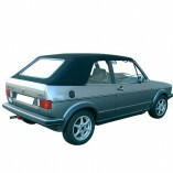 Volkswagen Golf 1 1979-1993 - Stoff Verdeck Stayfast