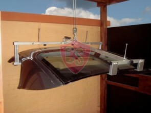 Fiat Barchetta Hardtop Deckenlift