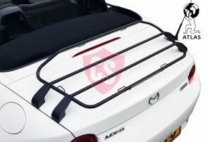 Mazda MX-5 ND Heckgepäckträger LIMITED EDITION - SCHWARZ 2015-heute