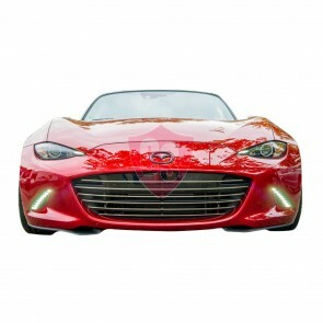 Front Grill Mazda MX-5 ND/RF Chrome Tube 1