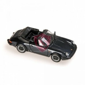 Porsche 911 - 964 Dunkel Grau Metallic 1:43 Minichamps