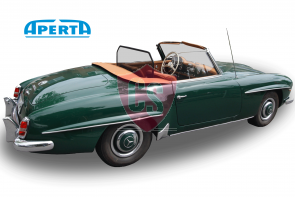 Mercedes-Benz 190SL W121 Roadster Windschott 1955-1963
