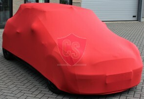 MINI Autoabdeckung - Maßgeschneidert - Rot