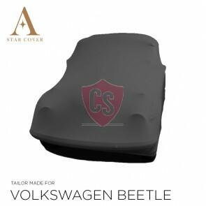 Volkswagen Käfer Autoabdeckung - Maßgeschneidert - Schwarz