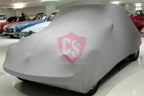 Volkswagen Käfer Autoabdeckung - Maßgeschneidert - Silbergrau